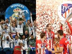 Se confirma: Madrid manda en Europa. AFP/EFE