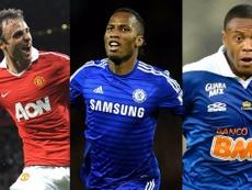 Estos son algunos de los mejores jugadores sin equipo. BeSoccer