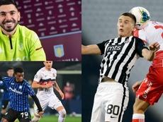 La mayoría del gasto en fichajes se ha ido en tres jugadores. AVFC/AFP/EFE