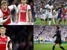 Ces quatre joueurs qui intéressent le Barça. AFP/EFE