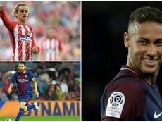 Messi pede a Neymar e Griezmann seria a moeda de troca. BeSoccer