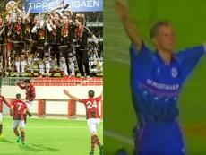 Lincoln Red Imps, Skonto Riga et Rosenborg, les trois sur le podium. BeSoccer