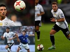 Alemania dejó en casa al goleador en la prórroga de la final de Brasil'14. BeSoccer