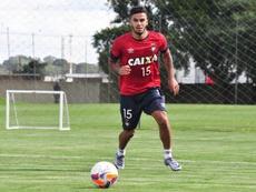Mosquito jugará en el Boavista de Rio. AtléticoPR