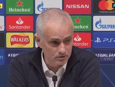 Mourinho se quejó del cansancio de sus futbolistas. Twitter/footballdaily