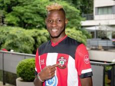 Djenepo jugará la siguiente temporada en el Southampton. SouthamptonFC