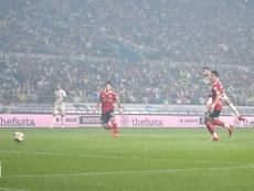 La Juventus empate en Seúl. JuventusFC