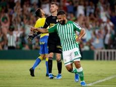 Fekir no conoce el derbi andaluz, pero sabe lo que significa un partido así. RealBetis