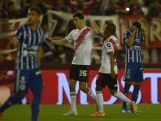 Nacho Fernández está a un nivel excelso. River