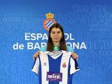 Karpova llega al Espanyol hasta 2021. RCDEFemeni