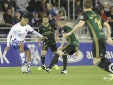 El Tenerife venció a la Ponferradina. LaLiga