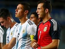Nehuén se gana el billete para jugar con Argentina. EFE