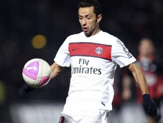 Brazilian star Nene was at PSG before their takeover. EFE