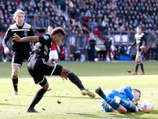 El Ajax cayó de manera inesperada. Twitter/AFCAjax