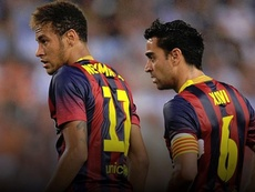 Neymar won't return to Barcelona – Xavi. EFE