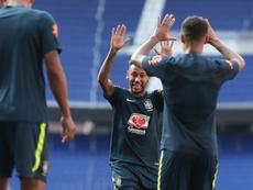 El vestuario de Brasil blinda a Neymar. CBF