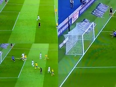 Neymar and Mbappe copied Ramos and Benzema's move. Capturas/beINSports