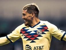 Castillo bromeó sobre la sanción al su entrenador. ClubAmerica
