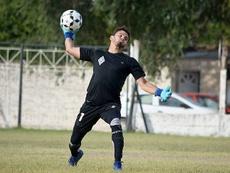 Nicolás Fernández, un ejemplo en el fútbol hablando de homosexualidad. El Diario de la Pampa