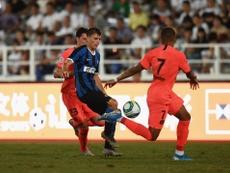 L'inter batte il PSG. Inter