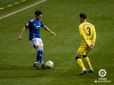 Oviedo y Alcorcón empataron a uno. LaLiga