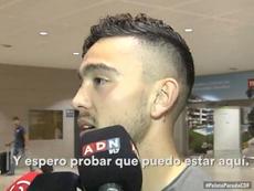 Niklas Castro es la sorpresa de la Selección Chilena. Captura/DCF_cl