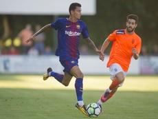 Nili confía en relanzar su carrera. FCB