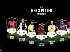 Ya están los nominados a los Globe Soccer Awards. Globe_Soccer