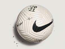 Divulgam a nova bola da Premier e sobre até para Bale. Nike