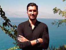 El Antalyaspor anunció el fichaje con un curioso vídeo. Captura/Twitter/antalyaspor