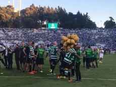 El Sporting conquistó la Copa y los jugadores se llevaron una suculenta prima. SportingCP