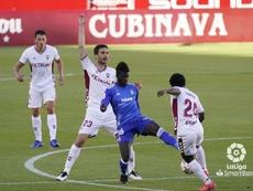 Alvaro Arroyo se postula como titular para el próximo partido de competición. LaLiga