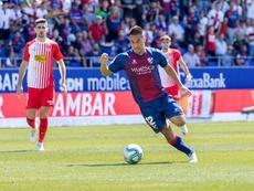 El Huesca buscará un delantero en enero. SDHuesca