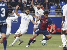 La SD Huesca venció al Fuenla. LaLiga