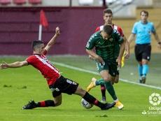Logroñés y Castellón se repartieron los puntos. LaLiga