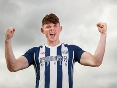 Burke is currently in the squad for the U21s where he hopes to make a mark. WestBromwichAlbion