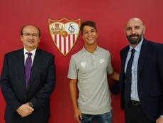 Torres rejoint Séville. FCSevilla