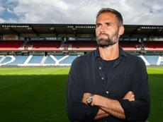 Mellberg sustituye a Henrik Larsson en el Helsingborgs. HelsingborgsIF