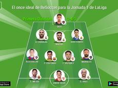 Los más destacados de la Jornada 1 en Primera División. BeSoccer