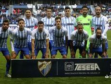 Hasta cinco jugadores perderá el Málaga por el parón de selecciones. LaLiga