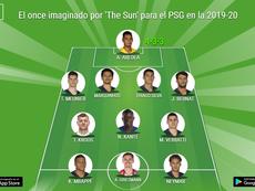 Tres cambios de renombre para hacer del PSG un equipo de leyenda. BeSoccer