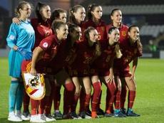 Las chicas se medirán a Inglaterra, Suiza y Holanda. RFEF
