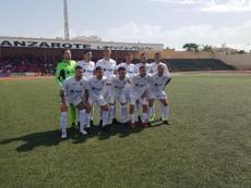 Acumula buenas actuaciones en el grupo canario de Tercera División. Twitter/Udtamaraceite