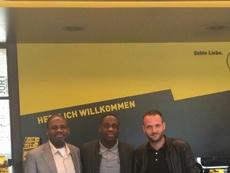 Orel Mangala es nuevo jugador del Stuttgart. Twitter
