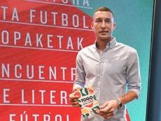 De Marcos presentó Togo. AthleticClub