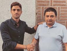 Pablo del Moral ya firmó con el Córdoba Futsal. PablodelMoral