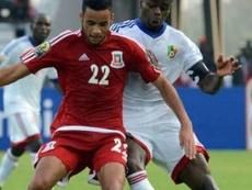 Pablo Ganet, nuevo jugador del Algeciras. CFAlgeciras