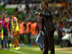 Pablo Guedes afirmó que a su equipo no le pesó el Azteca. Monarcas