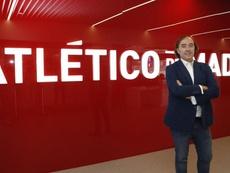 El nuevo Atleti. Twitter/AtletiFemenino