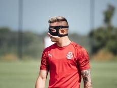 Maffeo regresó al Girona. GironaFC